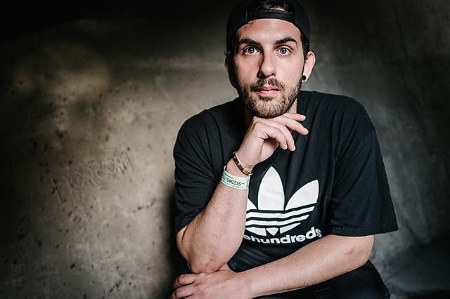 Borgore from Israel. DJ & producer