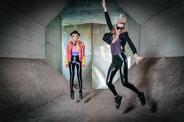 Australian EDM Duo Nervo :