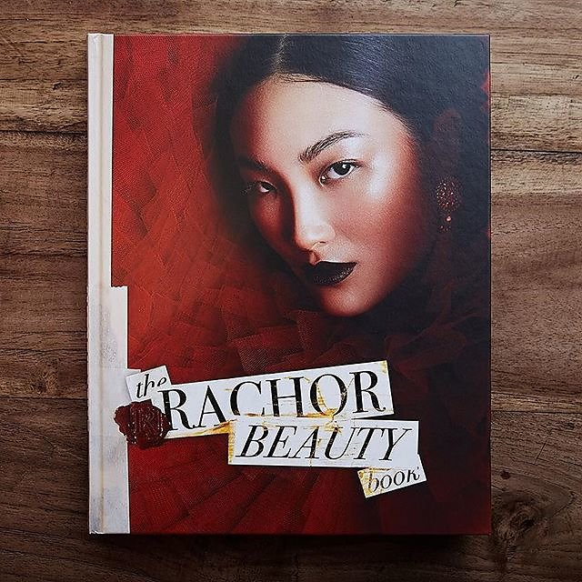 For all beauty photography lovers: a friend of mine released his first beauty book. Check it out